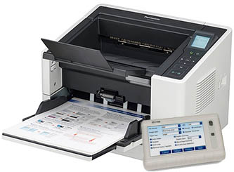 Panasonic KV-S2087 w/ M1 Network Scanner Solution - Lowest price for your  scanner