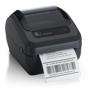 GK420D Barcode Printer - GK42-202210-000