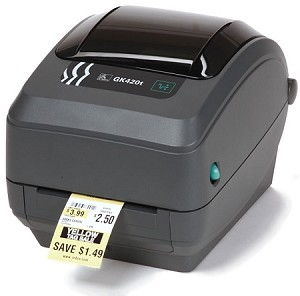 GK420T Barcode Printer - GK42-102210-000